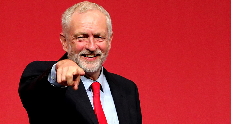 Jeremy Corbyn Is Now Favourite To Become Next Prime Minister corbsa