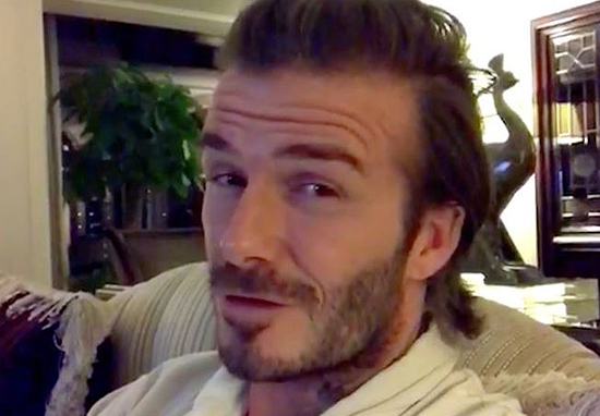 David Beckham Sparks Fury After 'Weird' Instagram Post