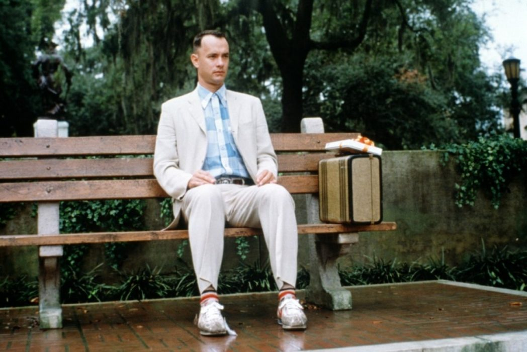 Tom Hanks Named Greatest Actor In Entertainment History forrest gump 1994 02 g 1  1048x700