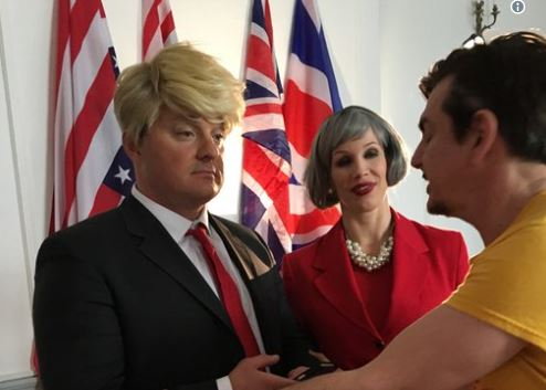 The Brexit-Themed Porno Is The Weirdest Thing You'll Ever See