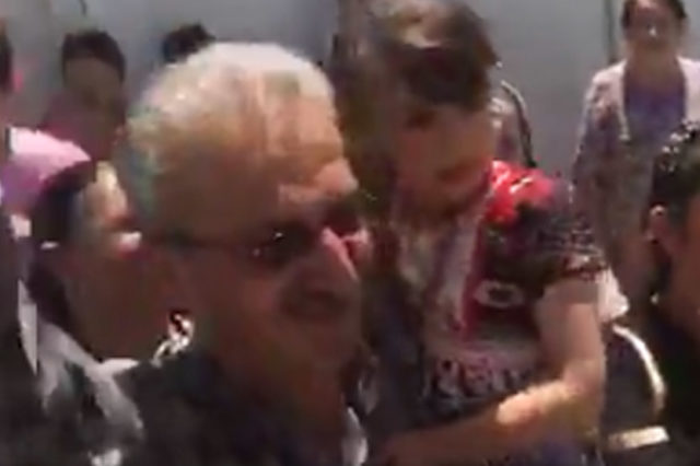 Young Girl's Emotional Reunion With Family Three Years After ISIS Abduction