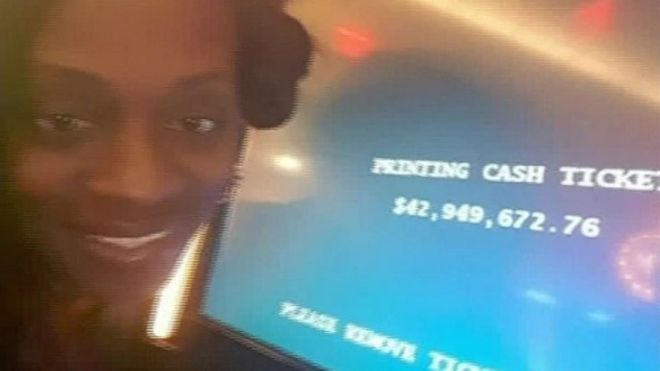 Woman Sues Casino For What They Offer Her Instead Of Jackpot Money katrina
