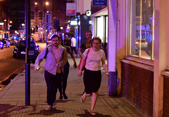 Hero Taxi Driver Tried To Knock Down Attackers On London Bridge