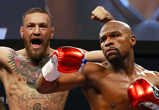 Conor McGregor Sent Floyd Mayweather His Biggest Insult Yet