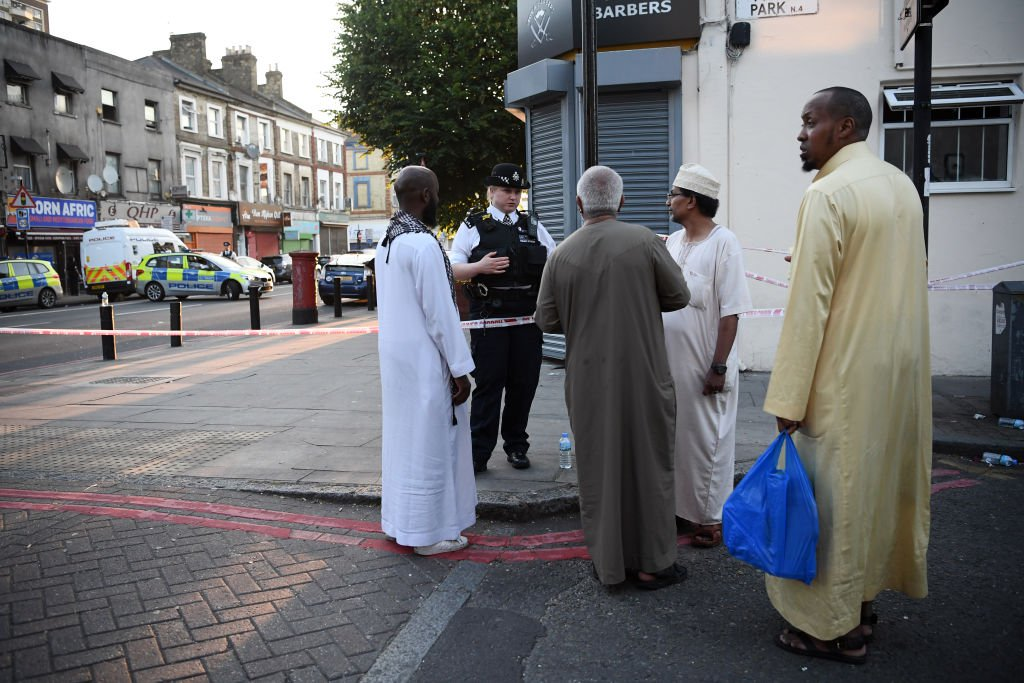 People Are Spreading Lies About How Long It Took Police To Respond To Finsbury Park Attack mosque