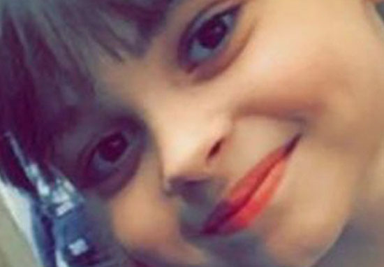 Manchester victim Saffie Roussos' mum is 'aware' of her daughter's death