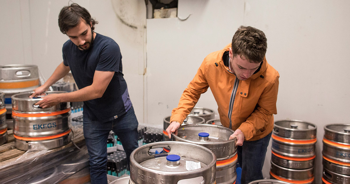 How Britains Youngest Brewers Created An International Beer Empire 1