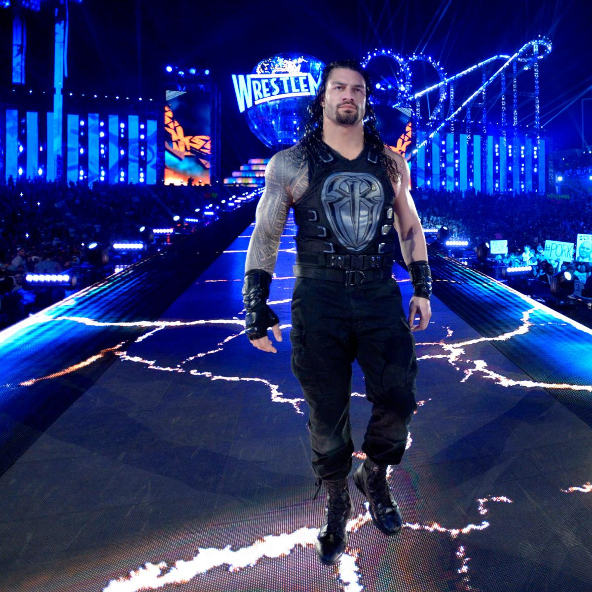 Roman Reigns Calls Out The Undertaker To Come Out Of