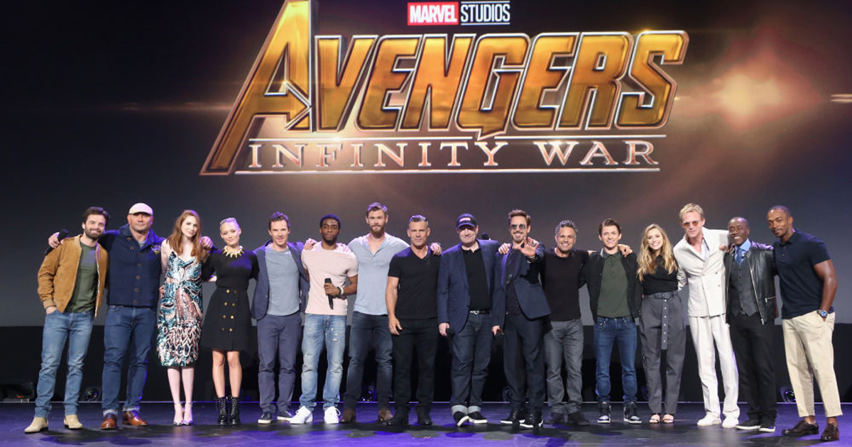 Death Of Avenger Confirmed For Infinity War Avengers Cast Altogether 1