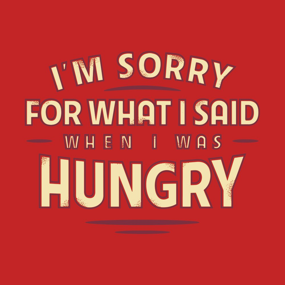 Being Hangry Is Officially A Real Thing, According To Science C3bzwpgWIAMn2eg