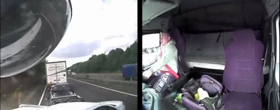 Police Want Every Driver To Watch This Horrific Car Crash Footage CAR 1