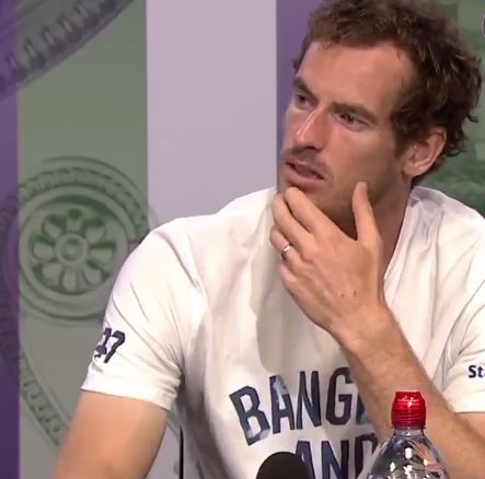 Serena Williams Hails Andy Murray After Shutting Down Sexist Reporter