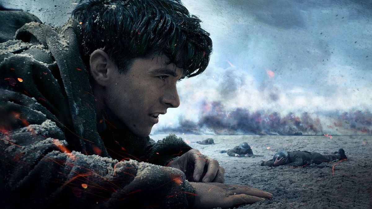 Dunkirk: A Heart Stopping Drama That Is Cinema At Its Best DUNKIRK 1