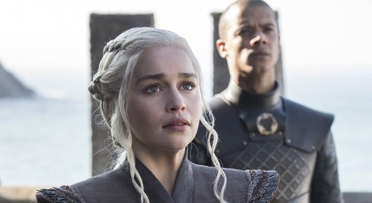New Game Of Thrones Photos From The Premiere Have Been Released Emilia Clarke GoT S7E1 crop 731x400