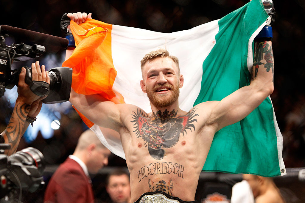 Universal Announce Official Conor McGregor Documentary On The Way GettyImages 501168100