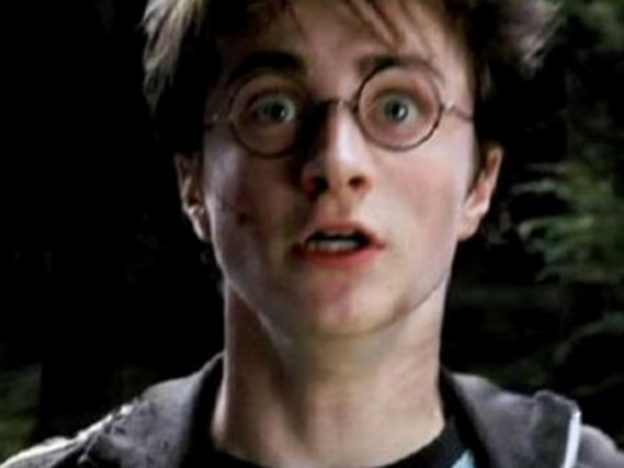 Guy Thinks He's Reading Harry Potter, Abruptly Finds Out