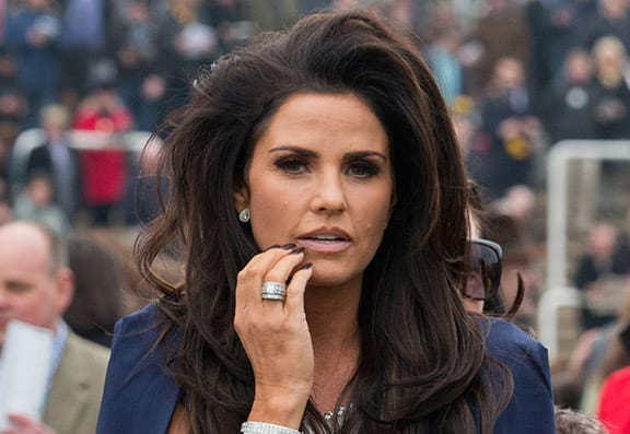 Katie Price Reveals She's Planning A Very Different Career Move