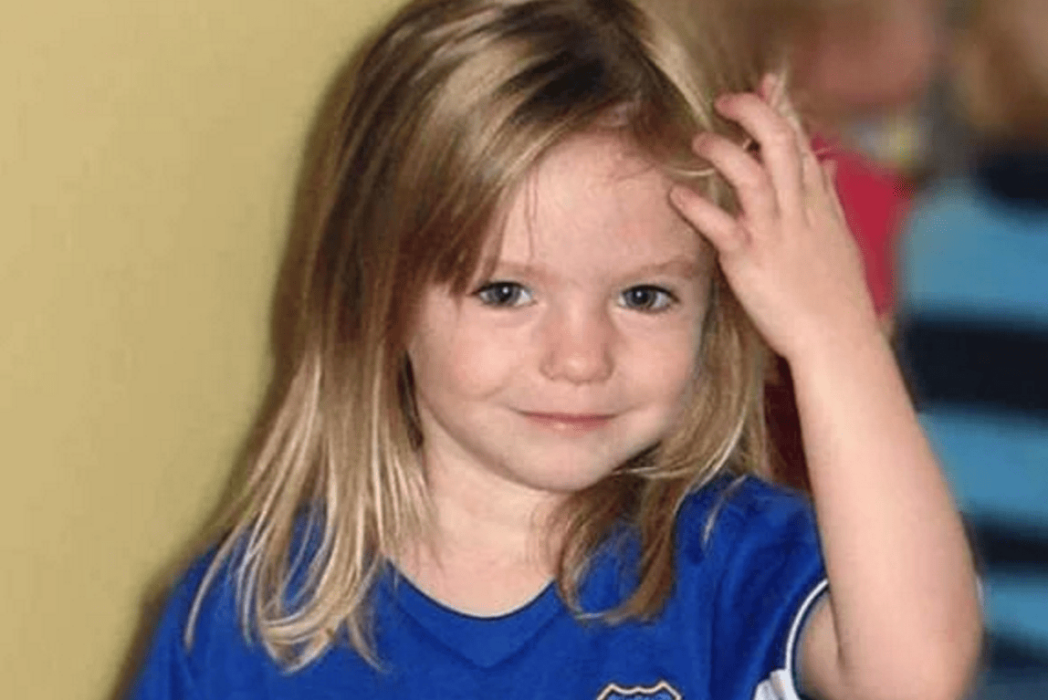 Maddie McCann H&M Troll Responds To Kate And Gerry With Sick New Image MADELINE 1 1048x700