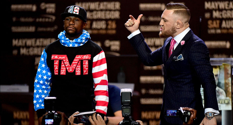 McGregor Vs Mayweather UK Pay Per View Price Confirmed Mayweather thumb