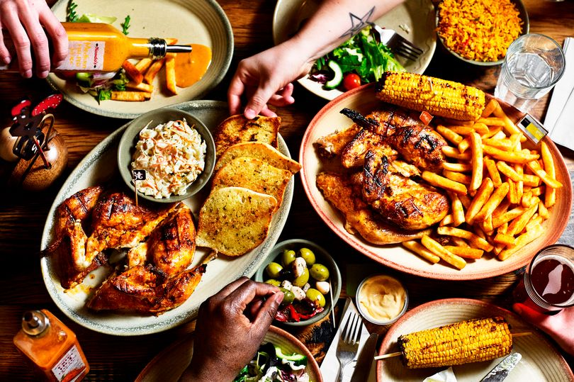 Nandos Officially Launches Delivery Service NANDOS CHICKEN