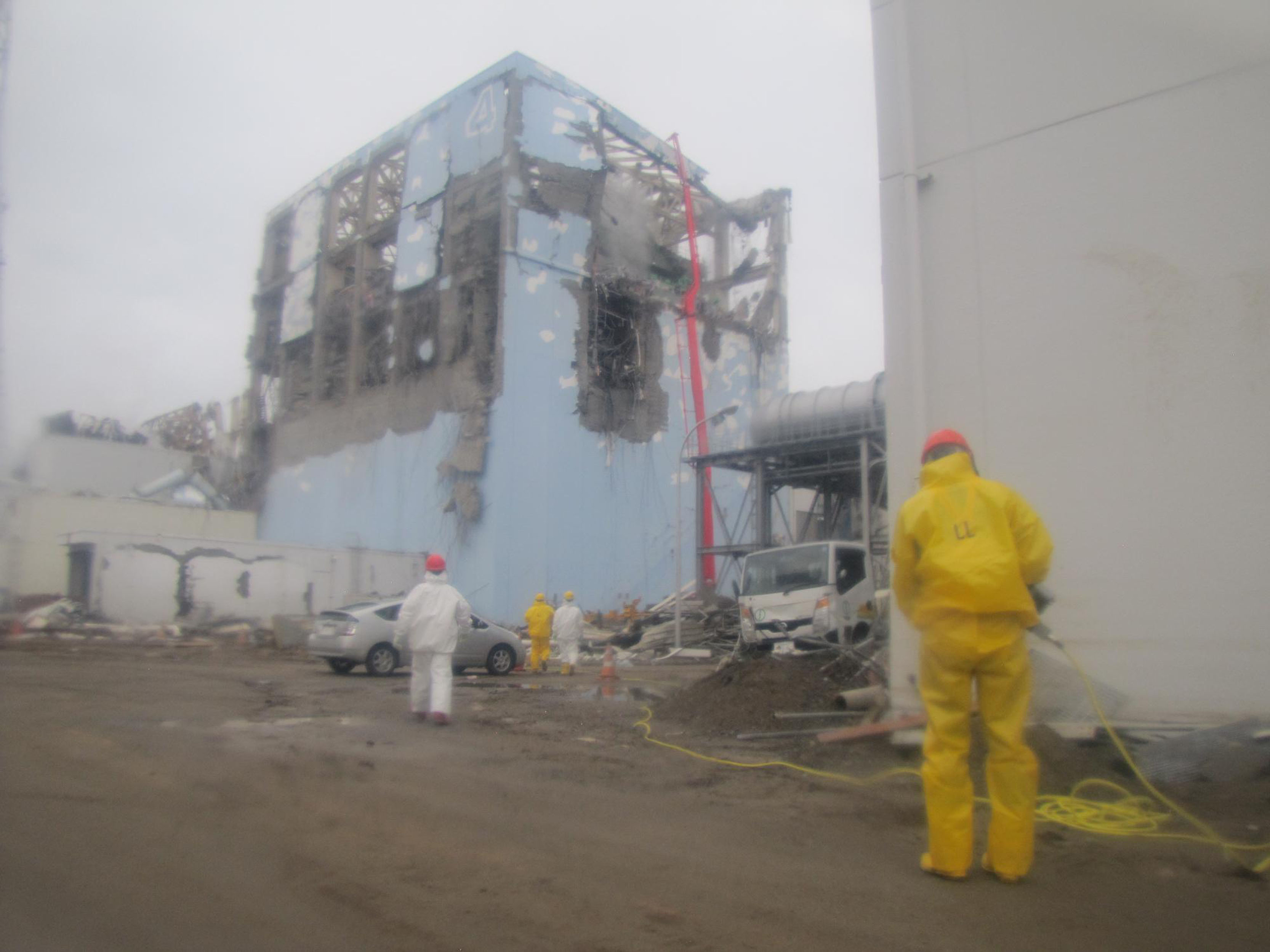 Fukishima Plant Owner Decides To Dump 777,000 Tons Of Nuclear Waste Into The Sea PA 10445582