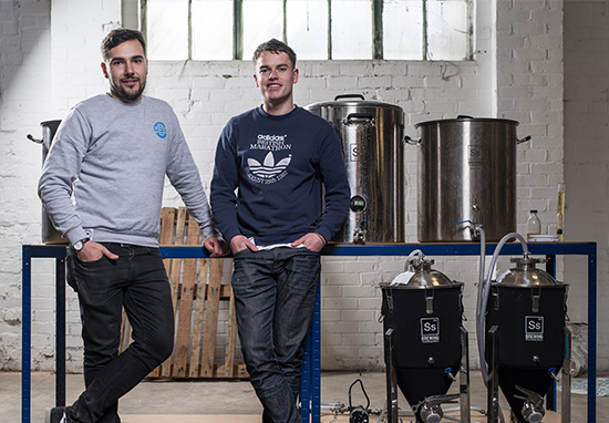 How Britains Youngest Brewers Created An International Beer Empire SHINDIGGER WEB THUMB 1