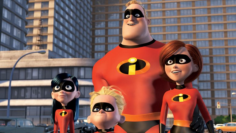 still from the incredibles
