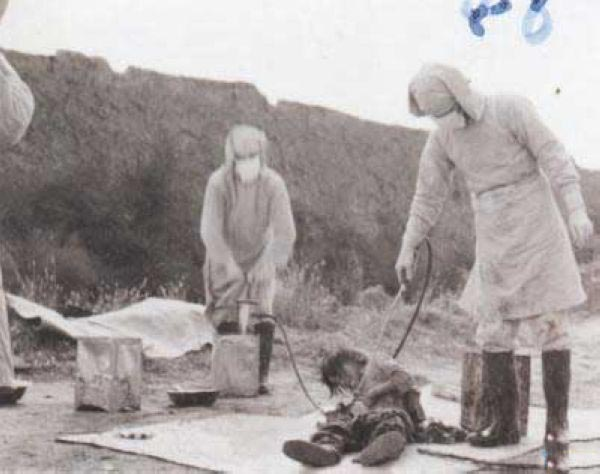 Unit 731: The Barbaric Concentration Camp Nobody Knows About Unit 731 victim