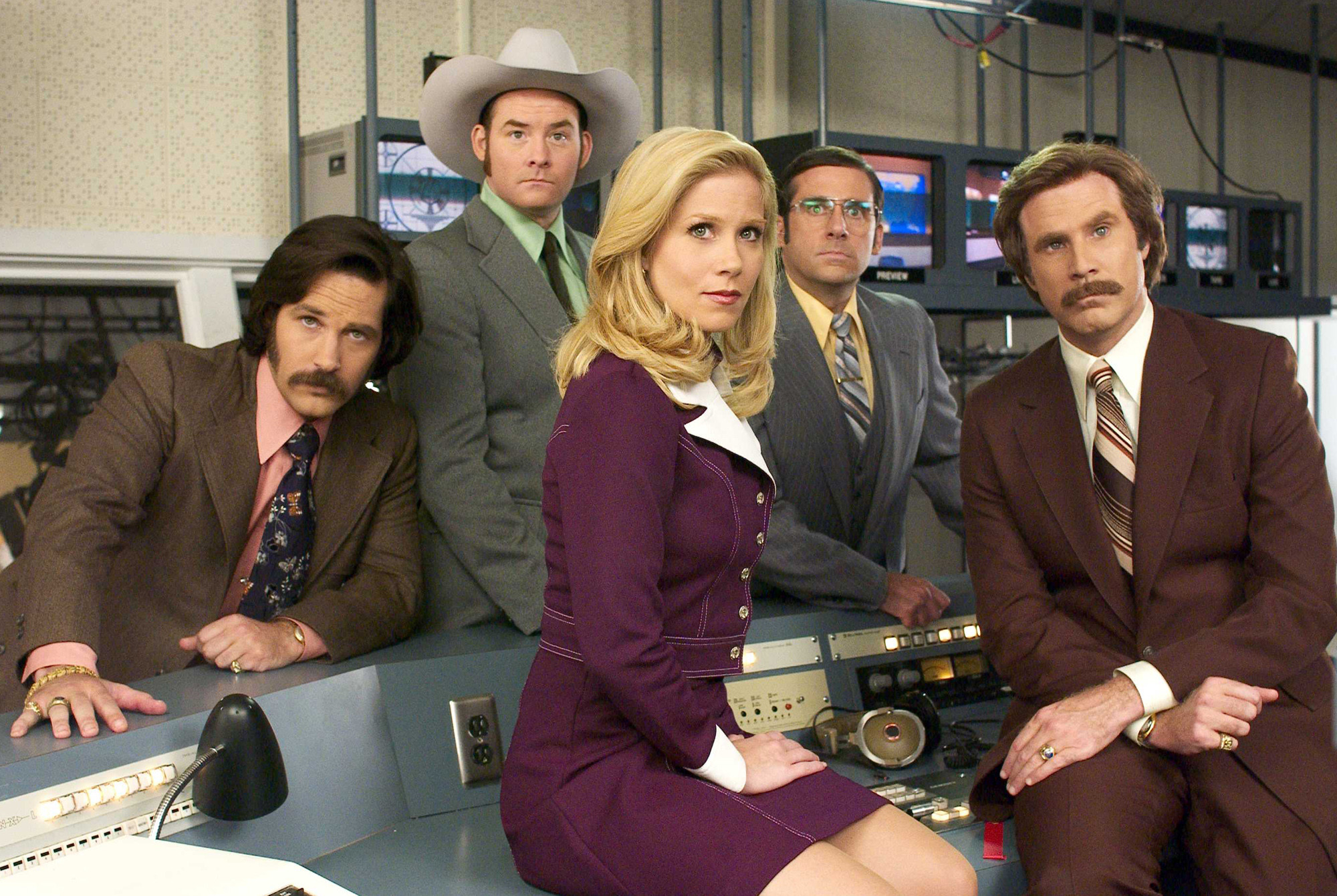 The Gap Between The Top Earning Man And Woman At The BBC Is Staggering anchorman1