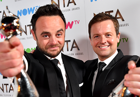 Ant And Dec Will Present Im A Celeb Together This Year ant and dec web