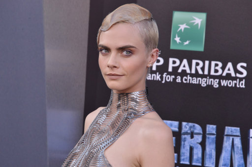 Cara Delevingne Favourite To Star In New James Bond Film cara 1