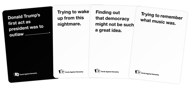 Disney Cards Against Humanity Soon To Be Released card spread 1