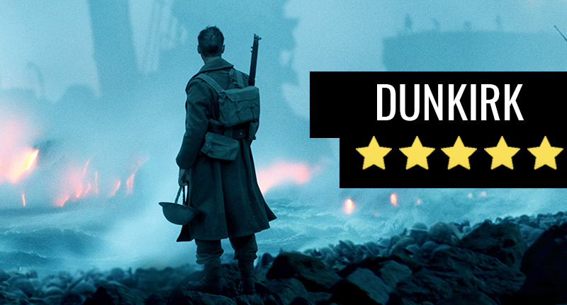 Dunkirk: A Heart Stopping Drama That Is Cinema At Its Best dunkirk review 1