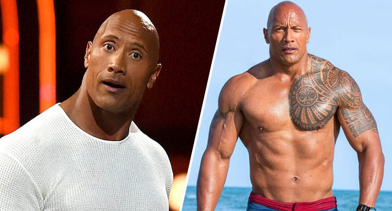 The Rock's Stunt Double Is His Cousin And They Look ...