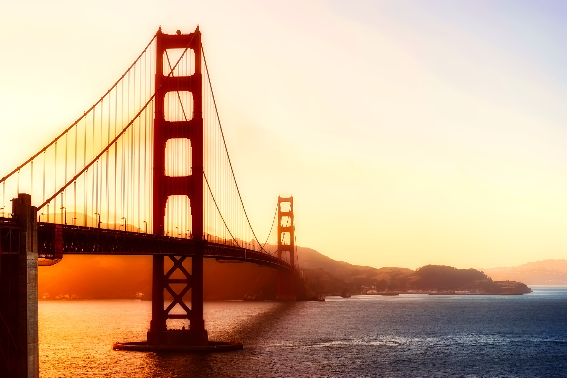 California Just Moved A Huge Step Closer To Independence From The US golden gate bridge 2506373 1920