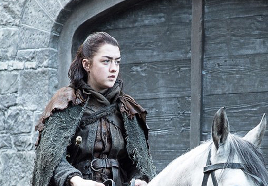 Game Of Thrones Final Season Given Official Release Date got arya web