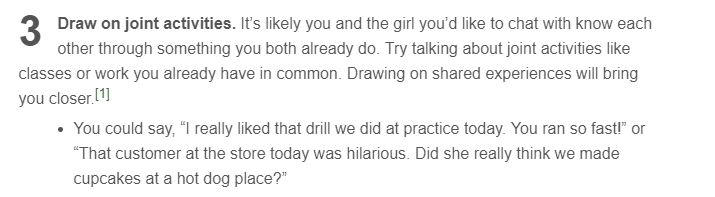 Theres An Actual WikiHow Guide To Picking Up Girls On Facebook how to 4