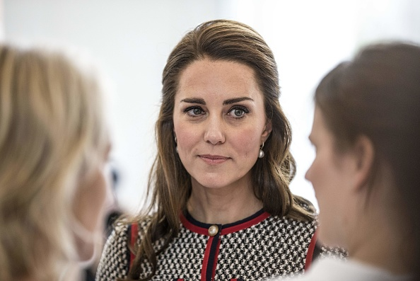 Dark Truth Behind Image Of Kate Middleton With A Black Eye kate 1