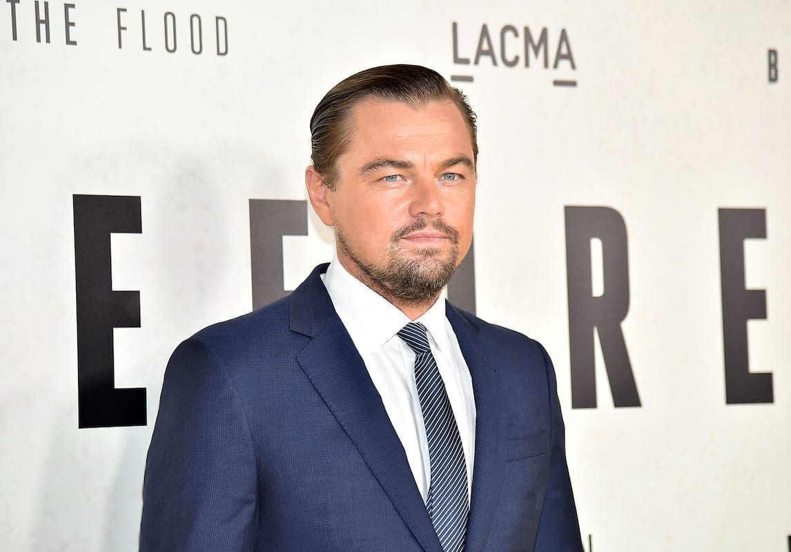 Leonardo DiCaprio Savages Donald Trump  With This Comment And People Are Loving It leo dicap