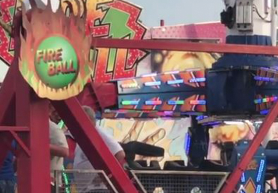 Teen Dies As Rollercoaster Breaks And Throws Him 30ft Through The Air ohioW