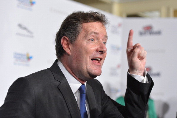 Search For Britains Biggest Tosser Is Underway piers morgan