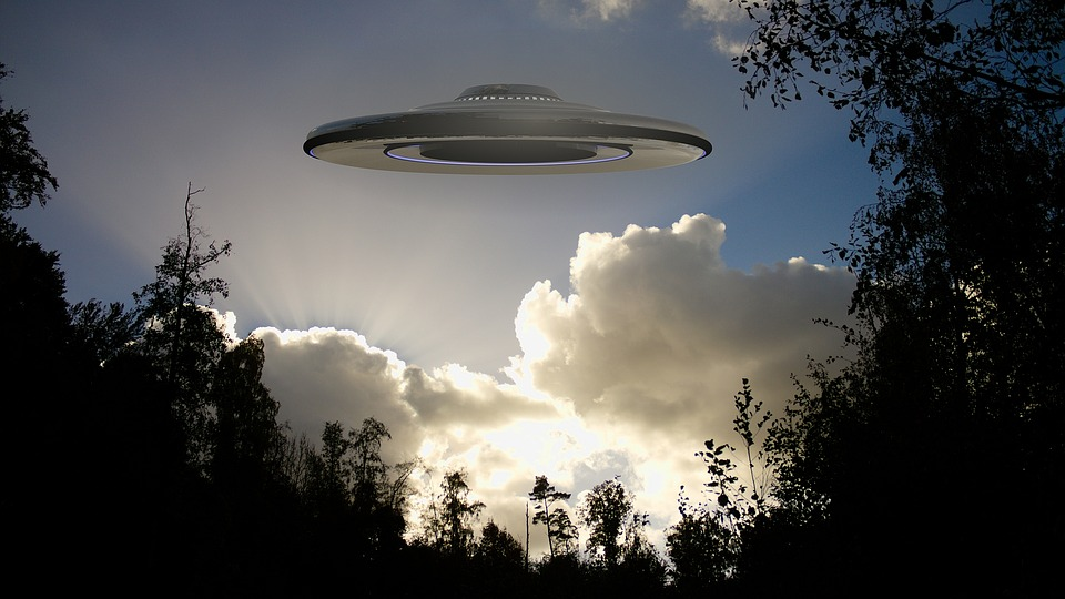 How Aliens Have Been Responsible For Many Horrific Murders pixabay ufo