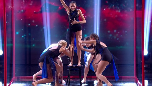 BGT Dancer Reveals Simon Cowell Has Paid For Her Life Changing Surgery pri 42113913
