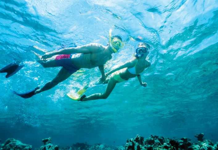 Europes Best Holiday Destinations Are Actually Some Of The Best Value snorkelling 1