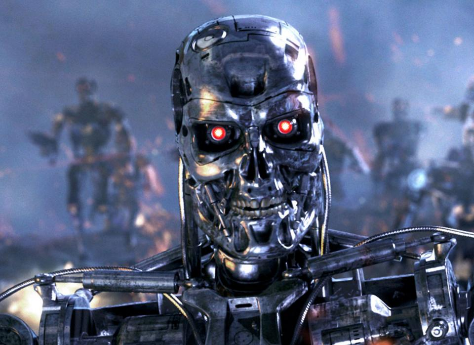 Facebook AI Robots Shut Down After They Secretly 'Invent Their Own Language' terminator 2
