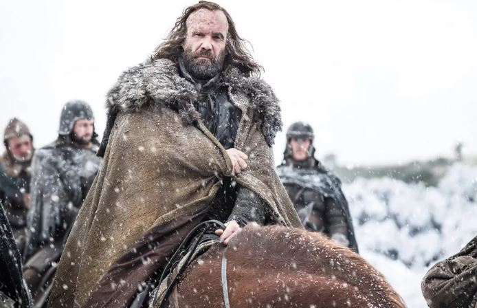 sandor clegane the hound game thrones hbo