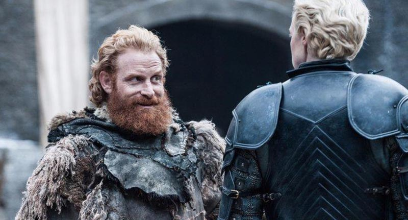 Game Of Thrones Final Season Given Official Release Date tormund beard face 1