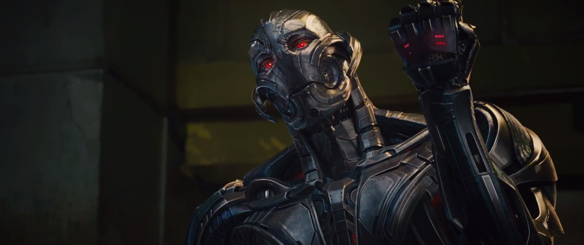 Facebook AI Robots Shut Down After They Secretly 'Invent Their Own Language' ultron