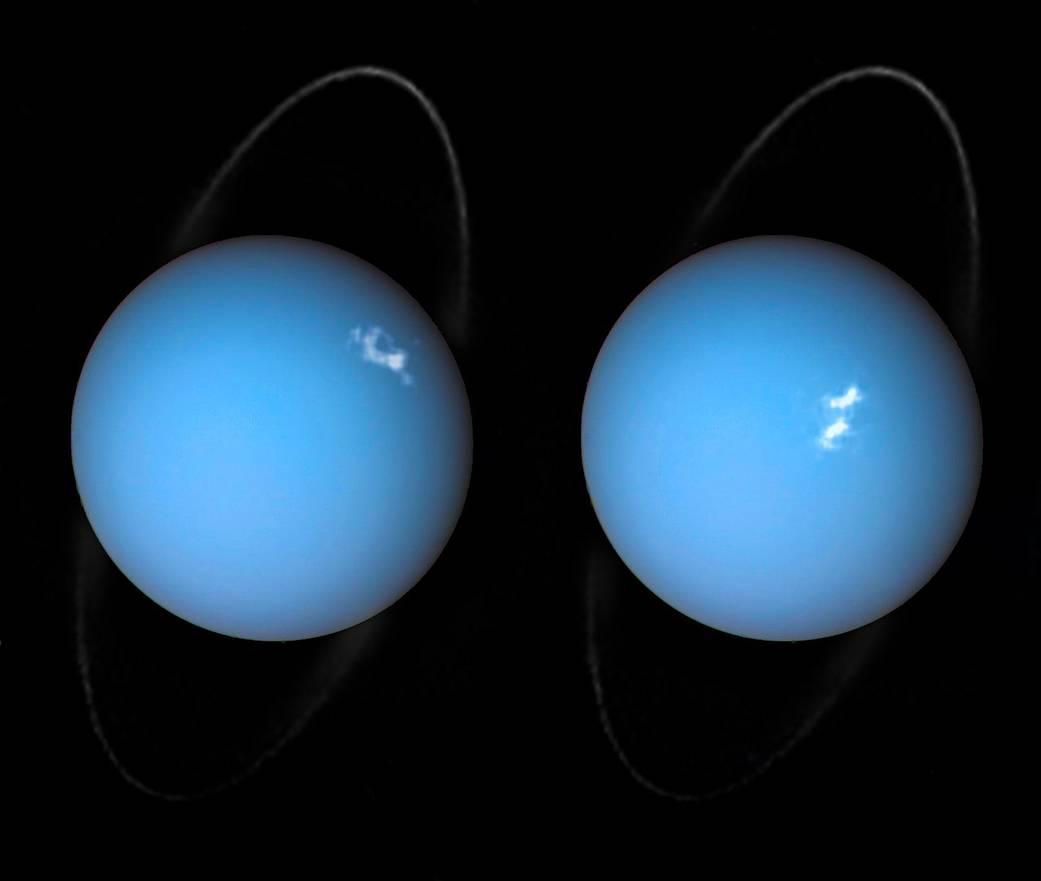 Uranus Opens And Closes Every Day To Let Out Solar Wind, According To Scientists uranus