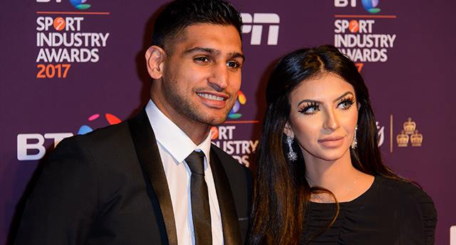 Amir Khan 'Splits From Wife' After She 'Cheated With Anthony Joshua'